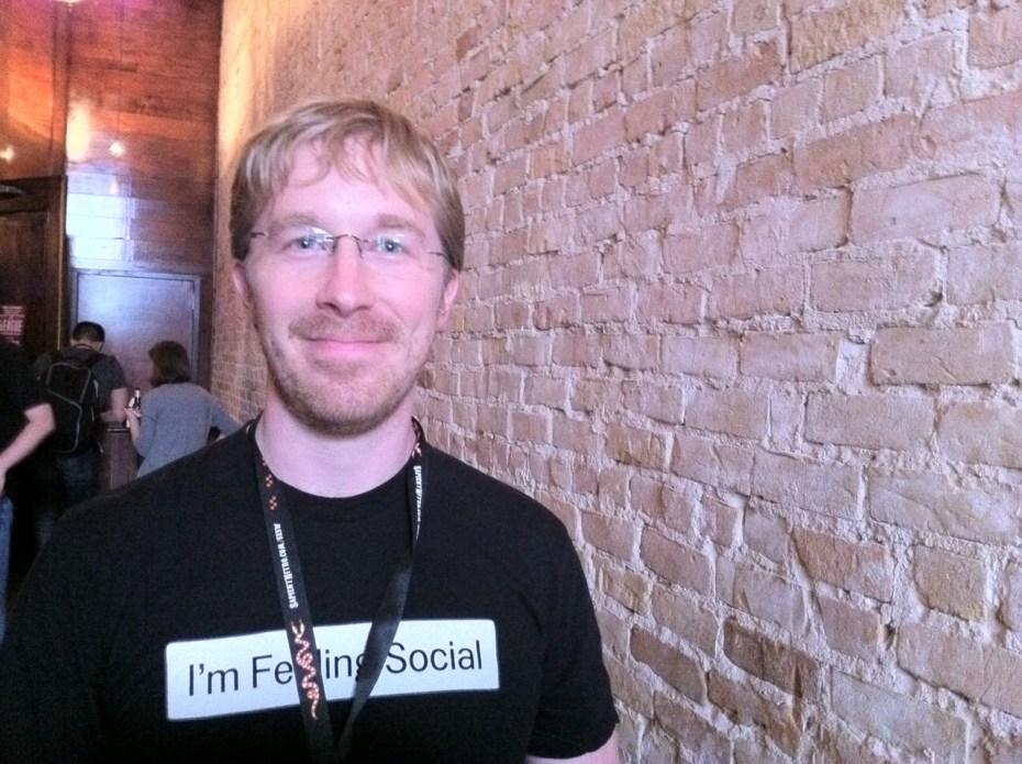 Hashtag inventor Chris Messina