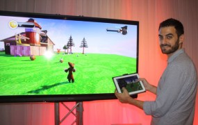 Dan Lehrich, producer of Disney Infinity: Toy Box mobile app.