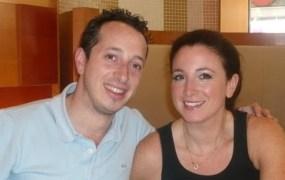Serial entrepreneurs James and Emma Sinclair