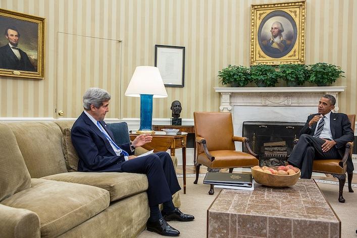Obama Kerry