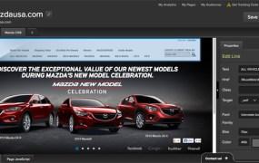 Sociocast's personalization app for websites