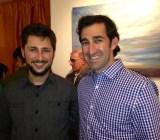 UGallery cofounders Alex Farkas and Stephen Tanenbaum (L-R)