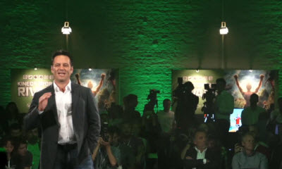 Phil Spencer of Microsoft Game Studios