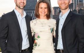 Michael Taormina (CFO), Jessup Shean (Advisor), David Klein (CEO)