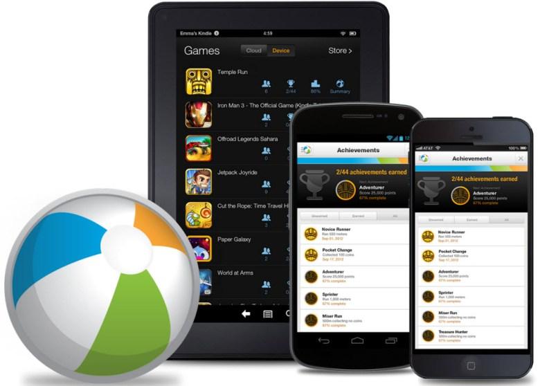 Amazon Game Circles
