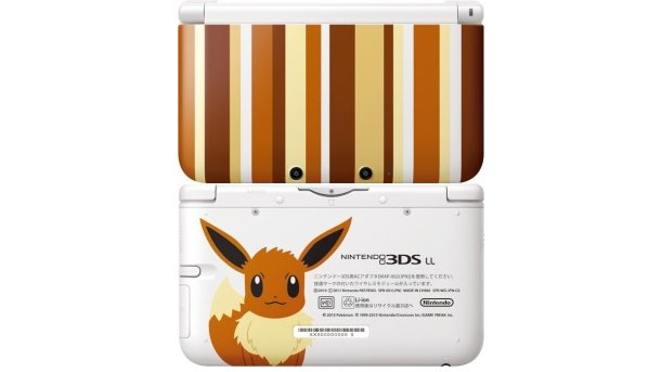 Eevee 3DS XL