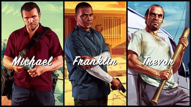 Grand Theft Auto V