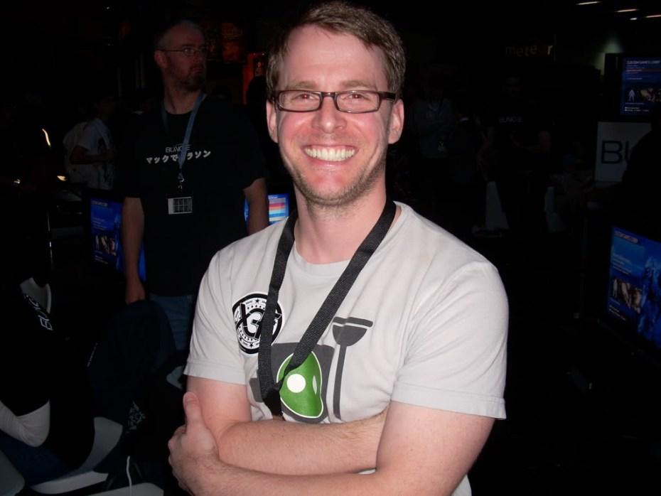 Joe Staten, now formerly of Halo and Destiny studio Bungie.