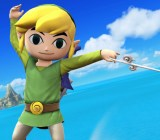 Toon Link will have the Wind Waker wand from his GameCube and Wii U game.