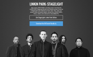 Linkin Park is also releasing music via BitTorrent Bundle