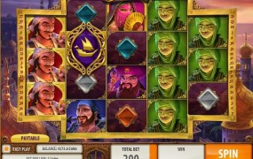 sinbad casino game
