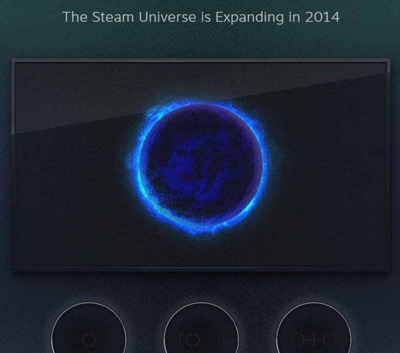 Valve Steam announcement