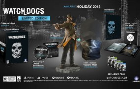 Watch Dogs Limited Edition