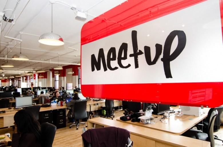 Meetup's headquarters.