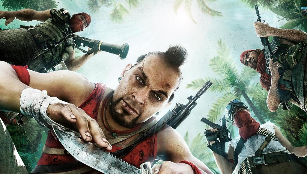 The memorable Vaas helped to make Far Cry 3 a huge hit.
