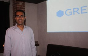 Anil Dharni, COO of Gree International
