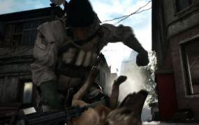 Battlefield 4 will feature next-gen dog punching.