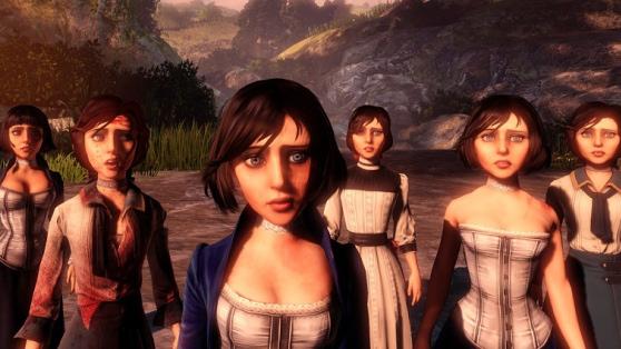 BioShock Infinite Elizabeths