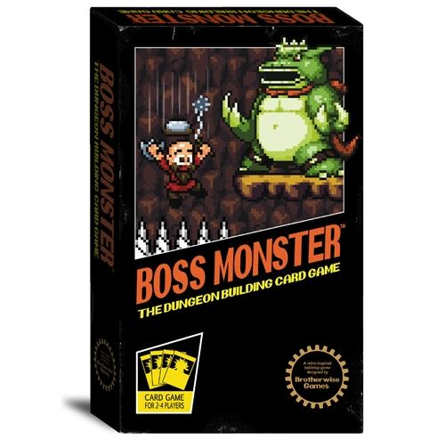 Boss Monster: The Dungeon-Building Card Game