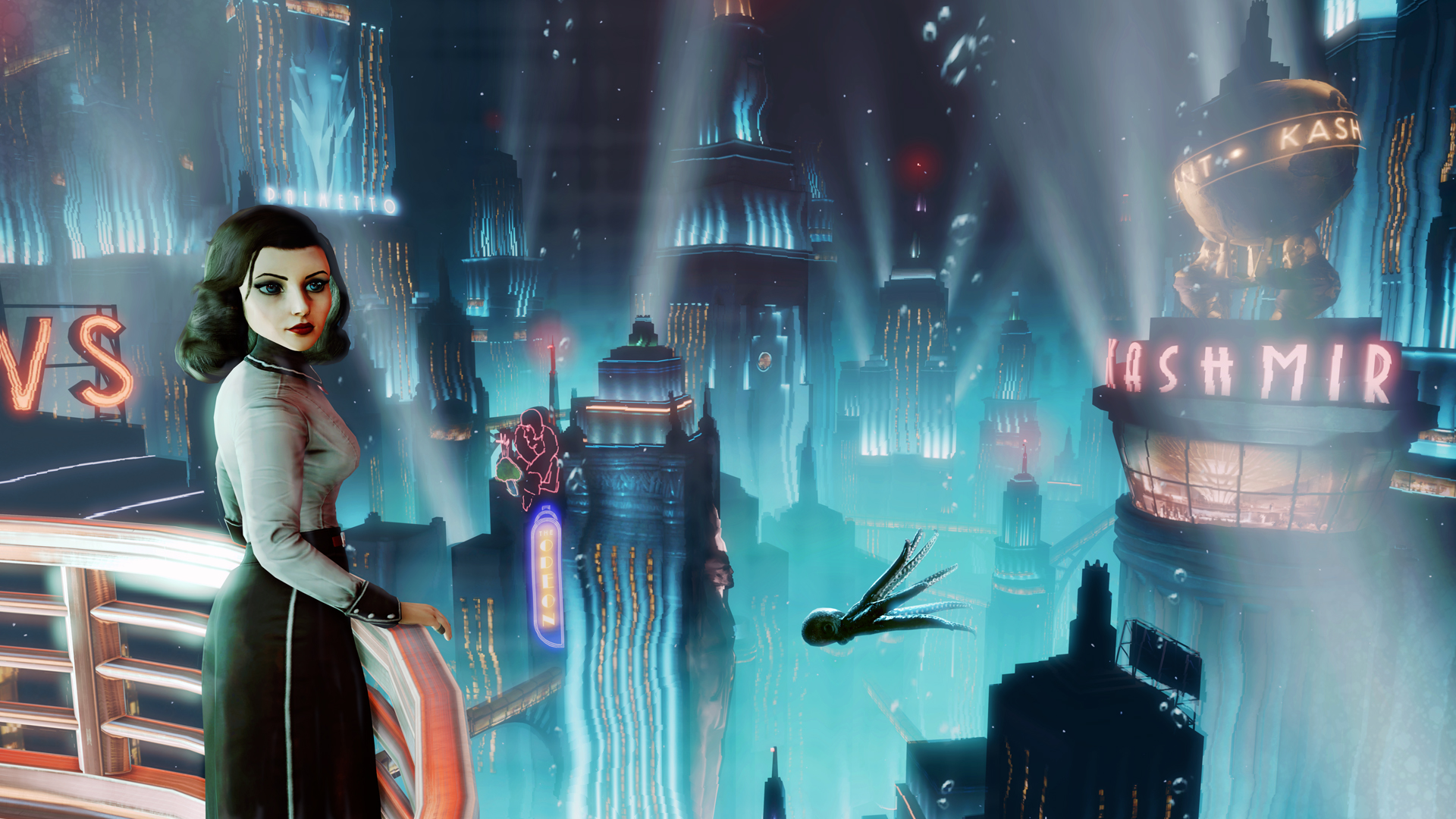 BioShock Infinite's Burial at Sea DLC is familiar and strange all at the same time.