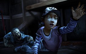 There are a few callbacks to Season One in All That Remains, including Clem's hat.