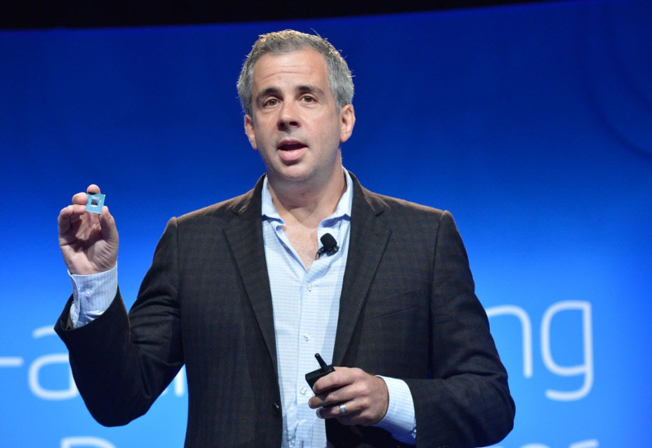 Intel's micro server man Jason Waxman