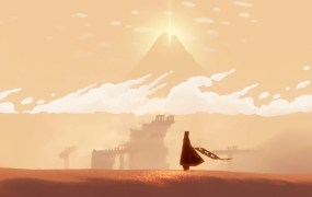 Journey is the best-looking brown game ever.