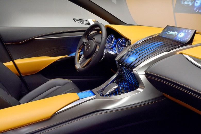 Lexus LF NF Concept