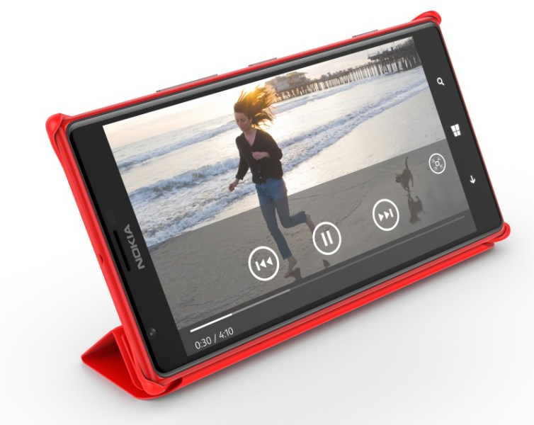 The Nokia Lumia 1520 Windows Phone