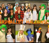 NerdWallet Halloween Collage