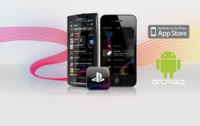 The PlayStation App from Sony for Android and iOS.