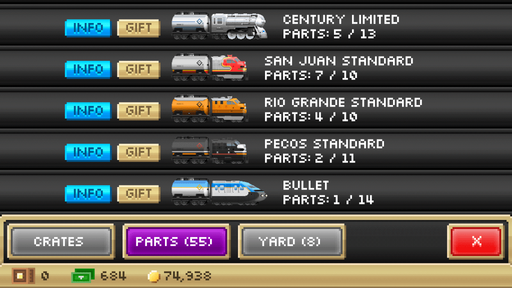 Pocket Trains 2