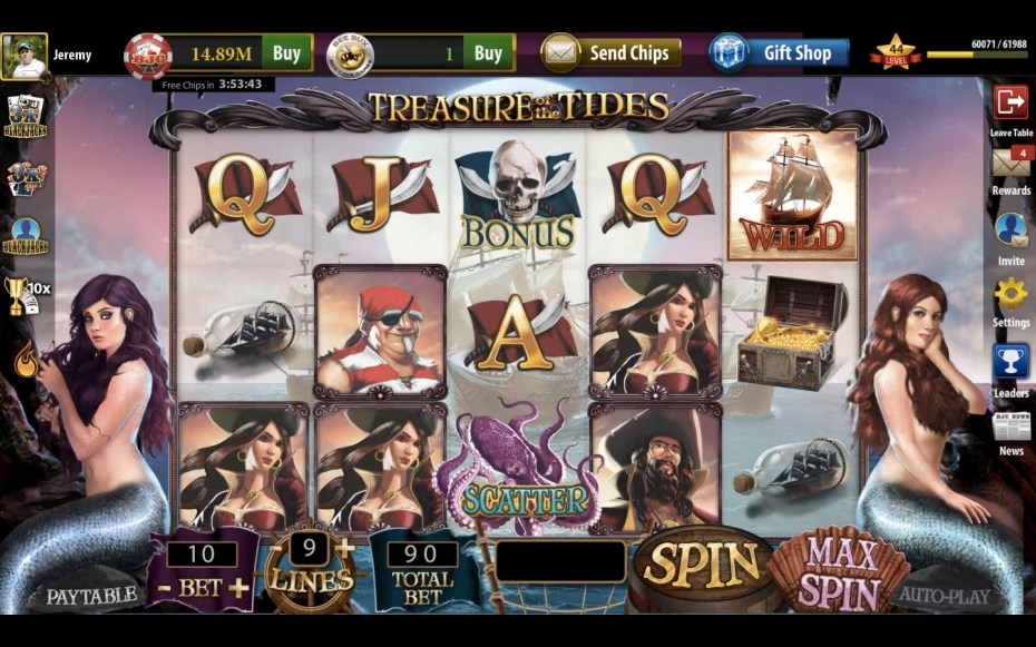 Bee Caves new Slots games for Facebook.