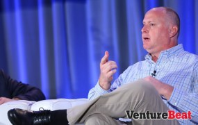 Sony Online Entertainment's John Smedley discusses online gaming during GamesBeat 2013.