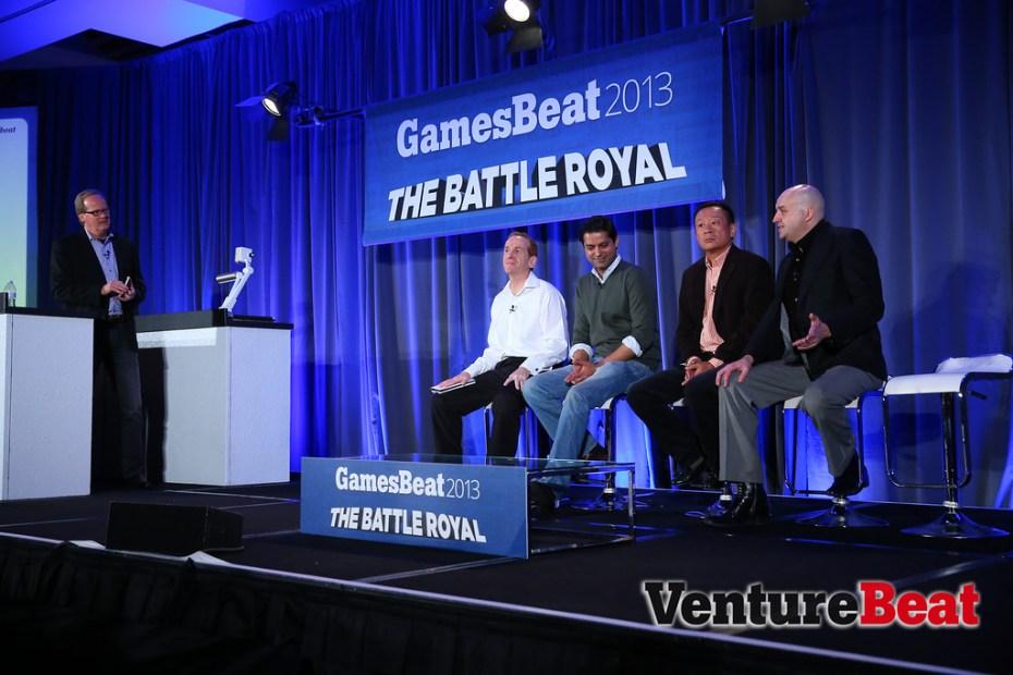 GamesBeat 2013