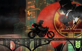 Supergiant Games' Transistor.