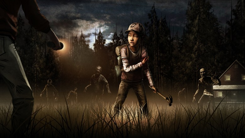 Clementine from The Walking Dead is now the star in Season Two.