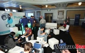 Developers at VentureBeat's DevBeat conference on November 12, 2013, in San Francisco.