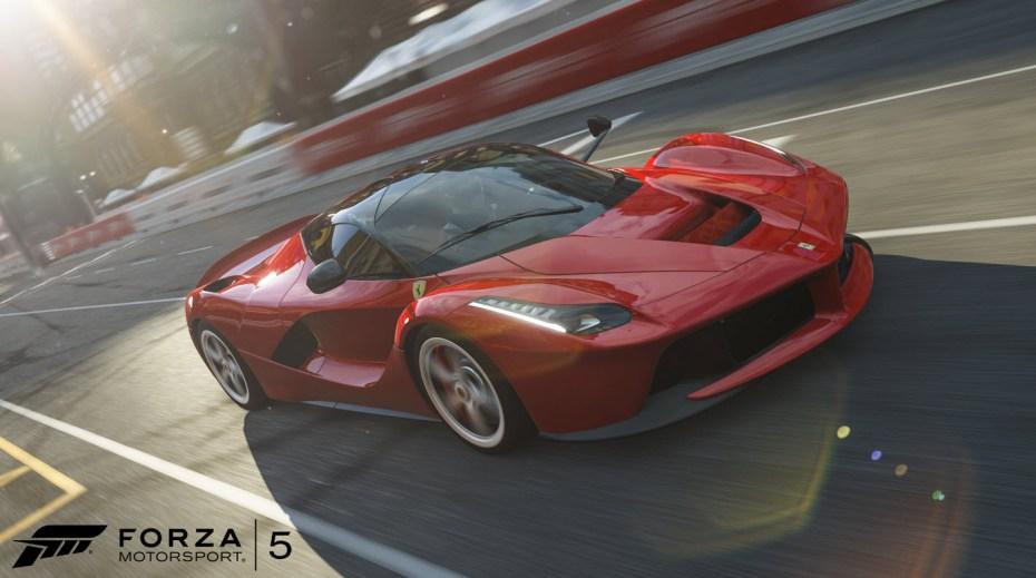 Forza Motorsport 5 Ferrari