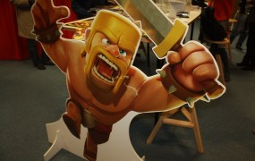 Clash of Clans from Supercell is one of the games LVP helped fund previously.