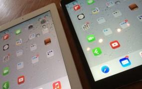 iPad Air vs. iPad 2