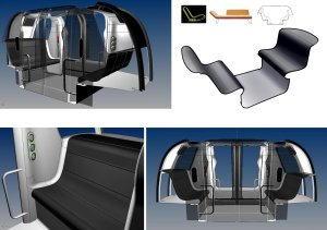 pods seating