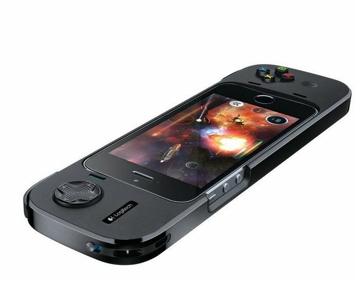 Logitech PowerShell controller and battery