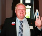 Crack-smoking Toronto mayor Rob Ford