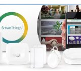 SmartThings connected home devices