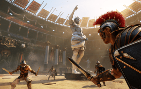 Ryse: Son of Rome's multiplayer.