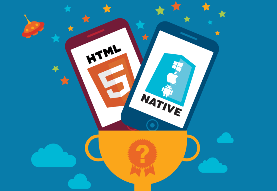 html5 vs native