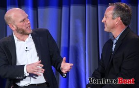 Revision 3's Adam Sessler and Tony Bartel discuss retailers at GamesBeat 2013.