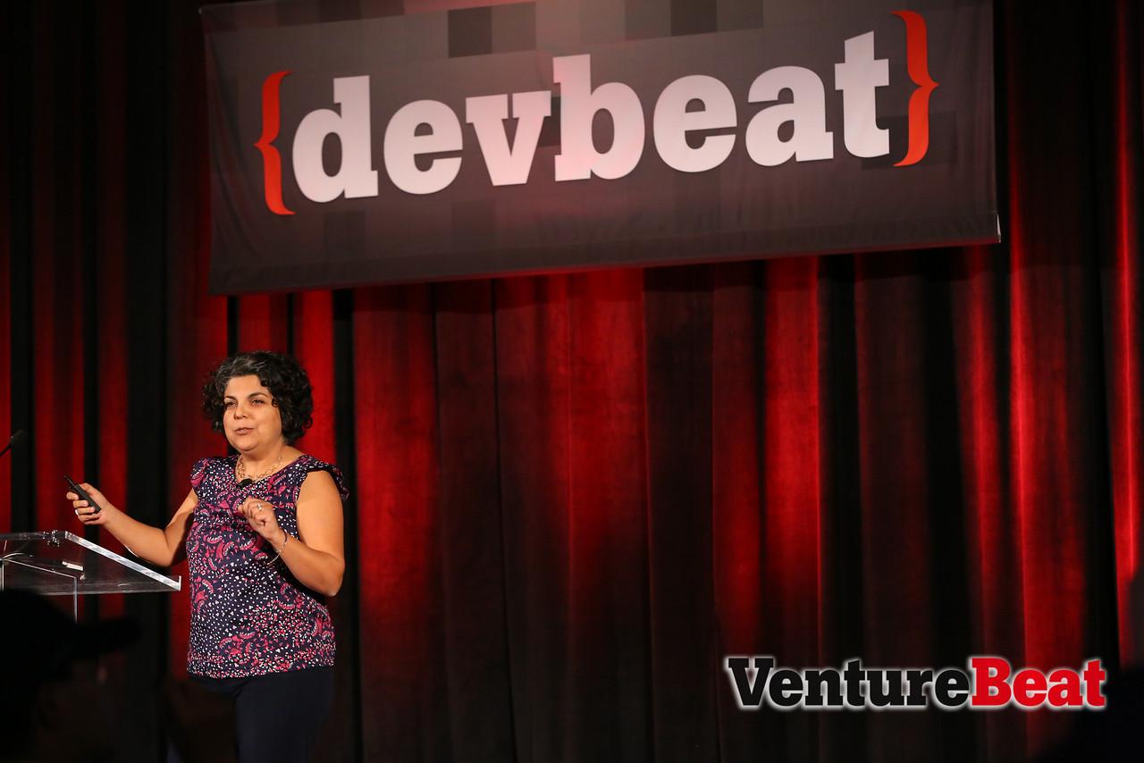 Hulya Farinas, a data scientist at Pivotal