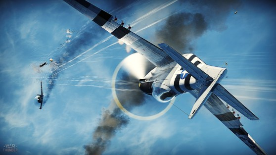 A War Thunder screenshot